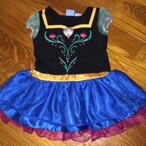 Girls play dress
